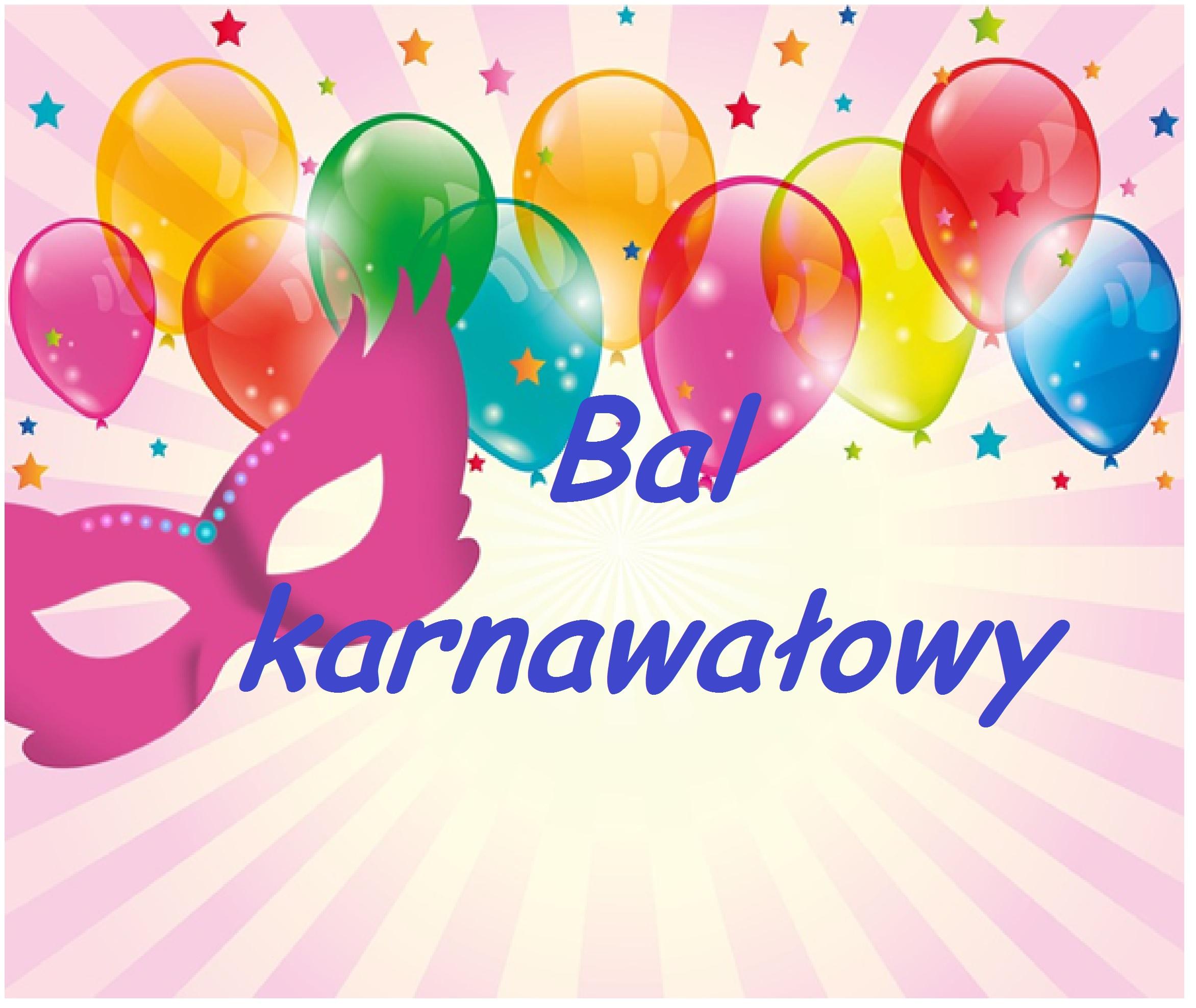 Bal Karnawałowy – Przedszkole nr 20 we Wrocławiu